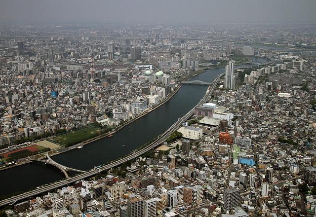 奧運話題持續發燒,海外大量投資日本房地產
