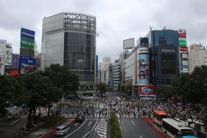 Investment in Japanese real estate preferred Tokyo Shibuya